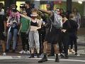 Protesty v Jacksonville na Floride