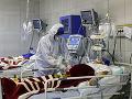 KORONAVÍRUS Irán už tretí deň po sebe potvrdil viac ako 100 obetí pandémie