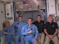 NAŽIVO Historický míľnik! Loď Crew Dragon sa pripojila: Obaja astronauti sú na ISS