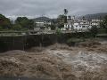 FOTO Salvádorom a Guatemalou sa prehnala tropická búrka Amanda: Hlásia najmenej 14 obetí