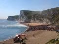 FOTO z pláže, ktoré