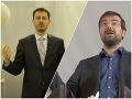 VIDEO Krajčí má v strane nového náboženského parťáka: Minister financií a jeho Duch svätý na VIDEU