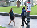 KORONAVÍRUS Singapur uvoľňuje obmedzenia: