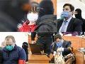 Obžalovaní z vraždy Kuciaka opäť na súde: FOTO zmenenej Zsuzsovej a Kočner s plantajúcim rúškom!
