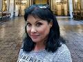 Patrasová vytočená do biela: Svojmu talianskemu priateľovi dala prístup k účtu a... Uff, bola to chyba?!
