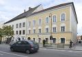 Rodný dom Adolfa Hitlera