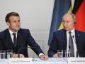 Rusko má smolu: Dôvody na jeho návrat do G7 zatiaľ nie sú, znie z Elyzejského paláca