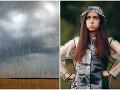 Na Slovensko sa valia výdatné zrážky: Meteorológovia varujú aj pred ďalšou nepriazňou