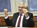 Exminister Ľubomír Jahnátek vypovedal na NAKA: Vyhrážky na jeho osobu!
