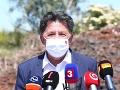 Znečistenie životného prostredia nepozná hranice, tvrdí minister Ján Budaj