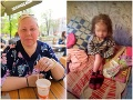 Diabolská pestúnka z Ruska: FOTO Irina (7) pre omrzliny nemohla chodiť, vážila len deväť kíl
