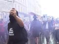 VIDEO Vo Viedni vyšli do ulíc tisíce ľudí druhý deň po sebe: Protestovali proti rasizmu