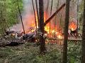 Ďalšia letecká tragédia: VIDEO Pád lietadla a smrť rodiny, medzi obeťami sú aj deti