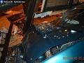 Desivé FOTO: Vodič sadol za volant opitý, úplne zdemoloval bar