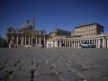 Nový škandál vo Vatikáne naberá na obrátkach: Zatkli muža za nákup luxusného domu v Londýne