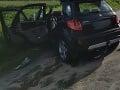 FOTO Tragédia na Orave: Dopravnú nehodu neprežila 64-ročná žena