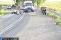 FOTO Na Spiši došlo k tragickej nehode motocyklistu: Ďalší sa vážne zranil