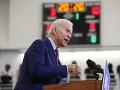 Bidenova podpora rastie: Demokratického prezidentského kandidáta podporil ďalší známy politik
