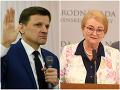 Záborská v televíznej diskusii s Beňovou pohorela: Pustil sa do nej aj Hlina, poškodila kresťanov!