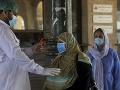 KORONAVÍRUS Počet infikovaných v Pakistane prekročil hranicu 100-tisíc