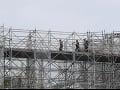 Katedrála Notre-Dame sa konečne dočkala: FOTO Dnes začali prvé práce na stavbe