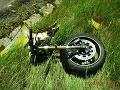 Tragický víkend na slovenských cestách: FOTO Dvaja mŕtvi motorkári, ďalšieho zachránil anjel strážny