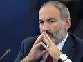Arménsky premiér odvolal veliteľov armády, polície a bezpečnostnej služby