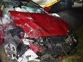 Desivé FOTO z nehody pri Michalovciach: Jazda po rovnom úseku cesty sa zmenila na horor, kosila smrť