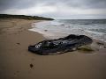 Tragédia pri pobreží Tuniska: Pri potopení lode s migrantmi zahynulo 52 ľudí