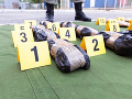 Kolumbia ako za starých čias: V prístave polícia zhabala takmer päť ton kokaínu