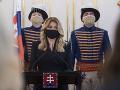Prezidentka Čaputová vymenovala nových sudcov: Pripomenula, že budú pôsobiť v prvej línii