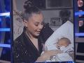 Bagárová 2 týždne po pôrode šokovala: Obtiahnuté šaty... FOTO Wau, to je postavička!