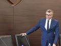 Parlament má voliť kandidátov na sudcu Ústavného súdu na septembrovej schôdzi