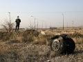 Zostrelené lietadlo v Iráne: Krajina pošle čierne skrinky do Francúzska v júli