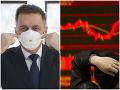 KORONAVÍRUS Ekonomika voľného pádu: Situácia je zlá, Slovensko dopláca na to, že je výrobnou dielňou