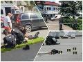 FOTO Mrazivá spoveď Barbory z miesta činu: Zakrvavený muž bežal smerom k nám, zastrelili nám ho pred očami