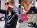 Moderátor Sajfa mal autonehodu: Manželka zvažuje rozvod... Škrtnite si z môjho mena Cifrová!