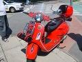 FOTO Dopravná nehoda v centre Košíc: Spolujazdkyňa na motocykli je ťažko zranená