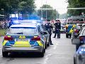 Opitý vodič narazil v Nemecku autom do skupiny ľudí: Jeden človek na mieste zomrel