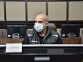 Policajný prezident Lučanský má čas do konca mesiaca, aby sa rozhodol o svojej funkcii