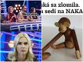 Opička sa zlomila: FOTO Na Jankovskej výpoveď sa spustila ďalšia kanonáda vtipov!