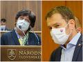 KORONAVÍRUS Matovičovej vláde sa postavila ombudsmanka a koaliční poslanci: Ide o nedeľný predaj!