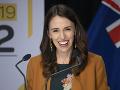 Novozélandská premiérka spustila kampaň pred parlamentnými voľbami: Má veľkú šancu na úspech