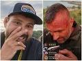 Attila Végh na rybách kuriózne zranil kamaráta: Fúúú, keď uvidíte to FOTO... AU!
