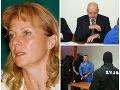 Megaproces s Ruskom a mafiánmi ONLINE: Manželka exšéfa Markízy bránila, vagabundi sa smiali