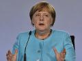 Angela Merkelová: EÚ by mala vyjsť z krízy silnejšia, zaujať väčšiu úlohu vo svete