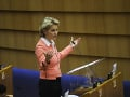 Von der Leyenová vyzvala lídrov EÚ, aby prijali plán obnovy po koronakríze