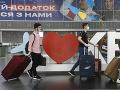 KORONAVÍRUS Rekord hlási aj Ukrajina: Za posledných 24 hodín sa infikovalo 3584 ľudí