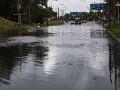 Slovensko sužuje silný dážď: FOTO Hasiči v pohotovosti, výstrahy SHMÚ najmä pre sever krajiny