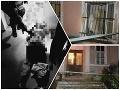 FOTO Rodinná dráma v Banskej Štiavnici: Útok horľavinou aj streľba, polícia odkryla mrazivú skutočnosť